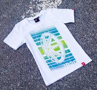 JR Women's T-Shirt JR-20 Face White