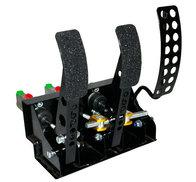 OBP - Golvmonterat pedalställ 3 pedaler 3x huvudcylindrar V1
