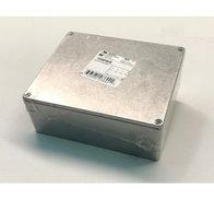 Metallbox för inbyggnad av varvtalsregulator 121x145x56