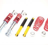 TA Technix coilover kit Fiat 500 / Ford Ka