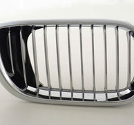 Chrome Grill -BMW 3 LIMO (TYP E46) 02-05
