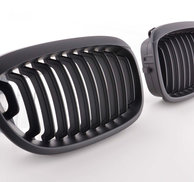 Svart Grill -  BMW COUPE (TYP E46) 03-05