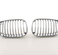 Chrome Grill - BMW E60 05-10