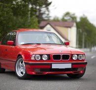 Bmw E34 Add-on V8 Look