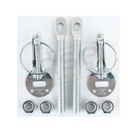 QSP - Huvlås aluminium