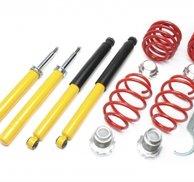 TA-Technix coilover kit Opel Astra F / Kadett E