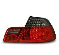 Baklykta LED cab