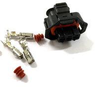 Kontaktdon 3-poligt hylsdon Bosch compact 1.a
