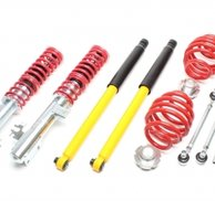 TA Technix coilover kit Opel Omega sedan