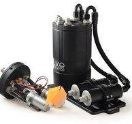 Nuke Performance Catch tank - Intern Bosch 040 pump singel eller dubbel