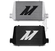 Mishimoto - Universal Intercooler G-Line / Silver,Svart