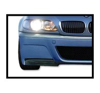 BMW E46 2/4-Door  M3 CSL Frontsplitters