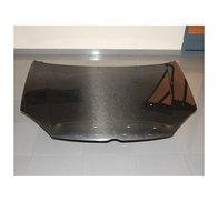 Carbon Fibre bonnet Volkswagen Golf V, without air intake