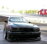 FRONT SPOILER BMW E39 M5 Carbon Fibre