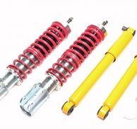 TA Technix coilover kit Renault Megane