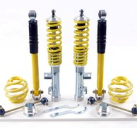FK COILOVER - BMW 1ER 3/5-DOOR TYP E81/87 YR. 2004-2011