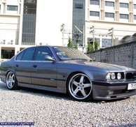 Frontspoiler add-on Zender  - Bmw E34