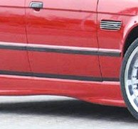 Sidokjolar M3 style - Bmw E34