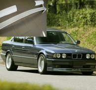 Frontspoiler add-on Alpina style - Bmw E34