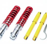 TA Technix coilover kit VW Caddy 2