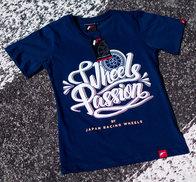 JR Women's T-Shirt Passion NavyBlue