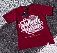 JR Women's T-Shirt Passion RubyRed