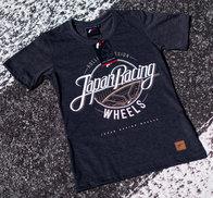 JR Women's T-Shirt Rolling DarkGray
