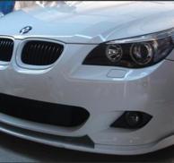 BMW e60 - HM stil splitter