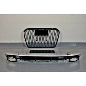 Styling Kit Audi A6 11-15 C7 Look RS6