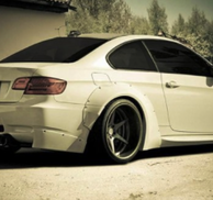 BMW E92 M3 - ROCKET BUNNY STYLE KIT