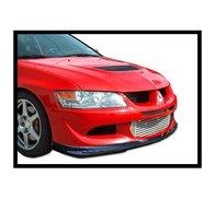 Carbon Fibre Front Spoiler Mitsubishi EVO VIII