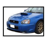 Carbon Fibre Front Spoiler Subaru Impreza 2004