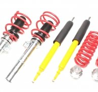 TA Technix coilover kit BMW E91 E92 E92