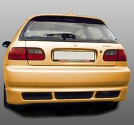 Bakspoiler Add-on - Honda Civic 92-95