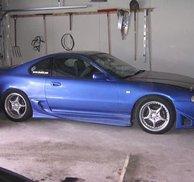 Sidokjolar - Honda Prelude 92-