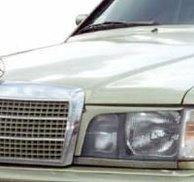 Ögonlock - Mercedes W201