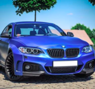 WIDE BODY KIT BMW F22