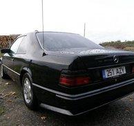 Bakspoiler AMG style - Mercedes W124