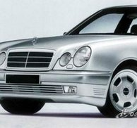 Frontspoiler Add-on Lorinser replica- Mercedes W210 E 95-99