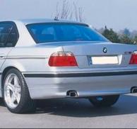 BMW E38 Bakrutespoiler