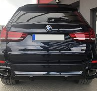 BMW X5 F15 Bak Add-on M-Performance Look