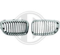 BMW E81 E82 E87 E88 CHROME NJURAR (08-11)