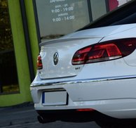 VW CC Spoiler