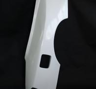 NISSAN SILVIA S15 - Bakskärmar +80mm / Sida