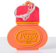 Poppy nyckelring Jordgubb