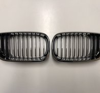 BMW E46 Grill/Njurar Chrome/Black