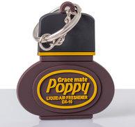 Poppy nyckelring Vanilj