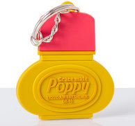 Poppy nyckelring Citrus