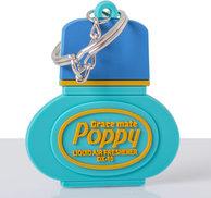 Poppy nyckelring Fresia