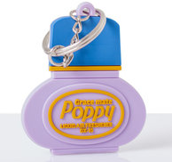 Poppy nyckelring Lavendel